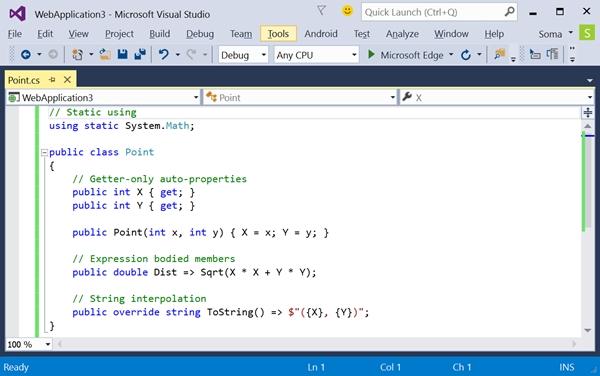 Visual Studio Professional - Imagem 1 do software