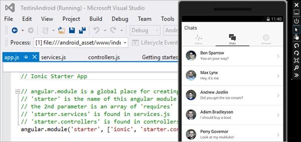 Visual Studio Professional - Imagem 2 do software