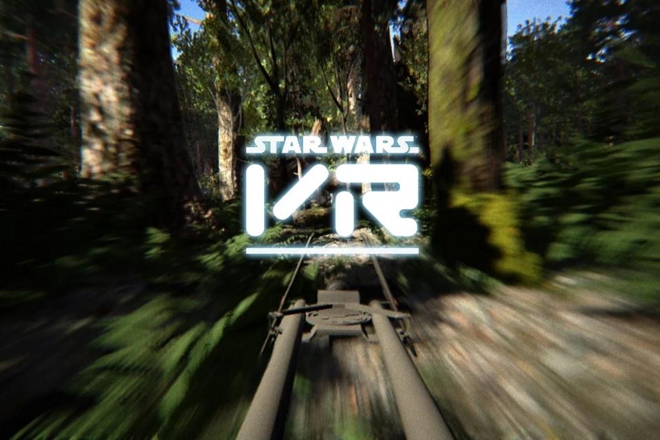 Fãs estão criando jogo sensacional de Star Wars para RV [vídeo]