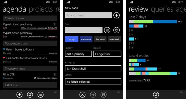TaskCrunch - Imagem 1 do software