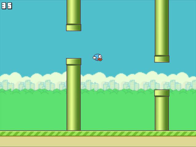 Flappy Bird New - Imagem 1 do software