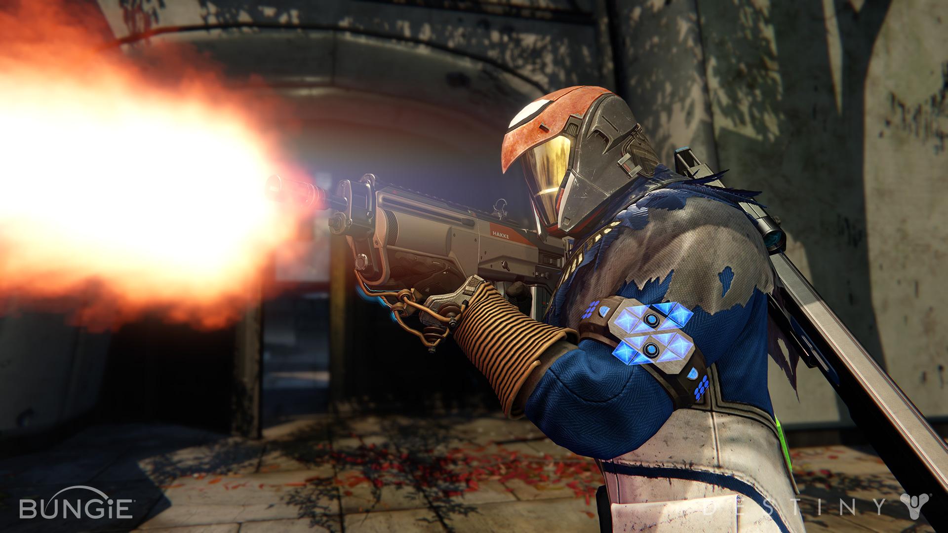 Preparar, apontar, fogo: Bungie mostra armas de nova expansão para Destiny