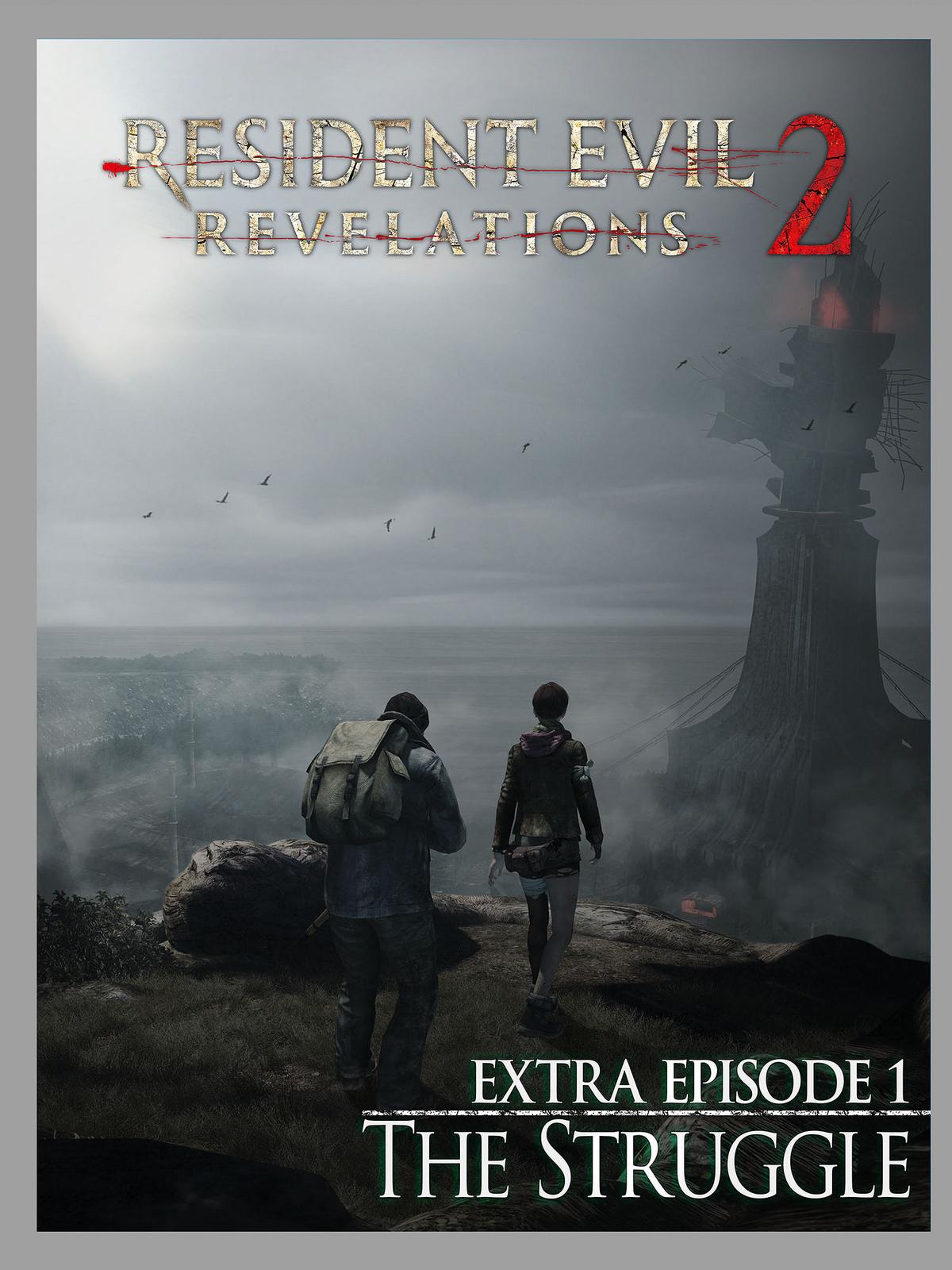 Resident Evil: Revelations 2 chega ao PS Vita em agosto e inclui extras
