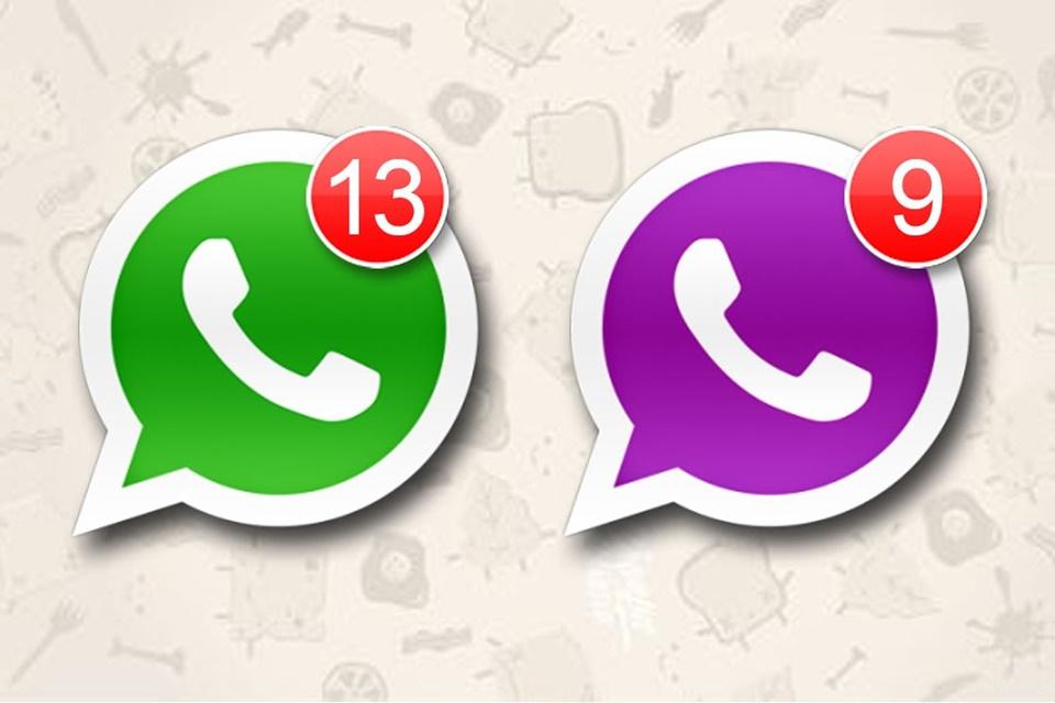 7d002453fa Como usar duas contas do WhatsApp simultaneamente no mesmo aparelho Samsung  - TecMundo
