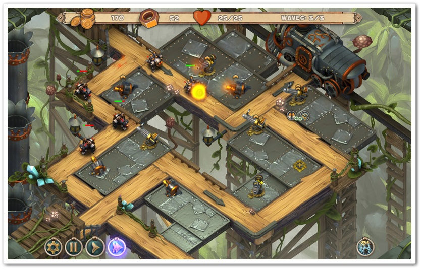 Iron Heart 2: Underground Army - Imagem 1 do software