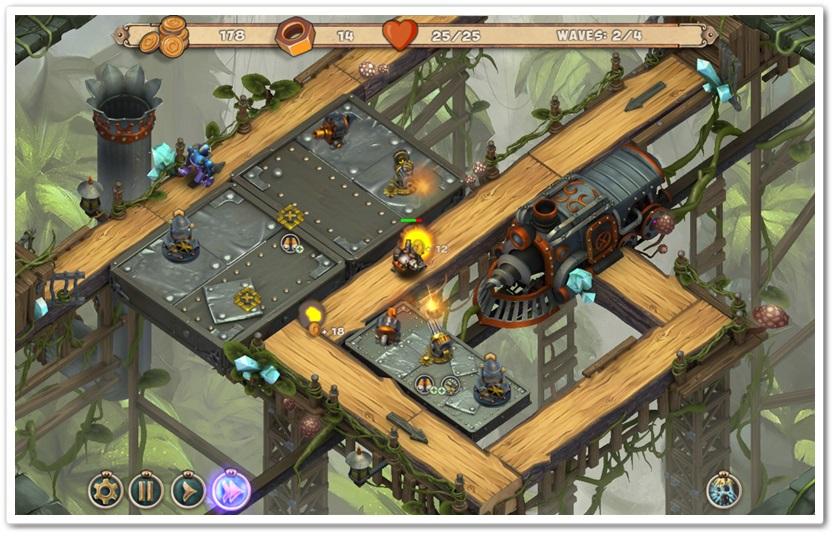 Iron Heart 2: Underground Army - Imagem 2 do software