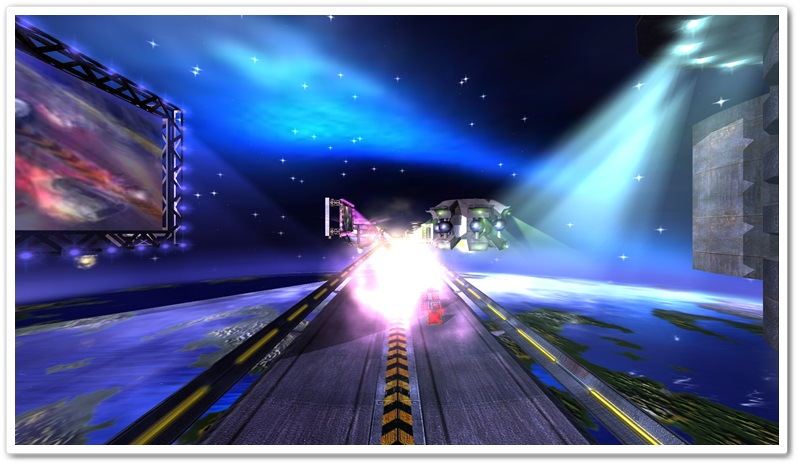 Space Extreme Racers - Imagem 1 do software