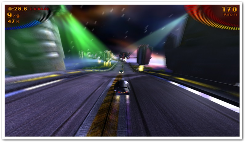 Space Extreme Racers - Imagem 2 do software