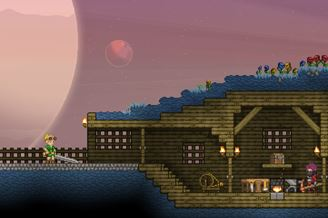 Starbound - Steam Download para Web