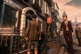 Sherlock Holmes: Crimes and Punishments - Steam Download to Web