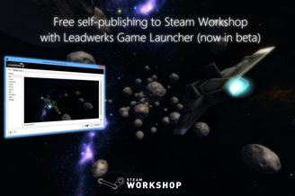 Leadwerks Game Engine: Indie Edition - Steam Download to Web