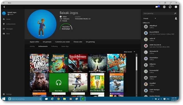 how to download xbox live