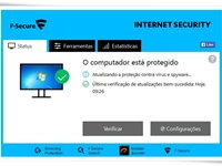 Imagem 1 do F-Secure Internet Security