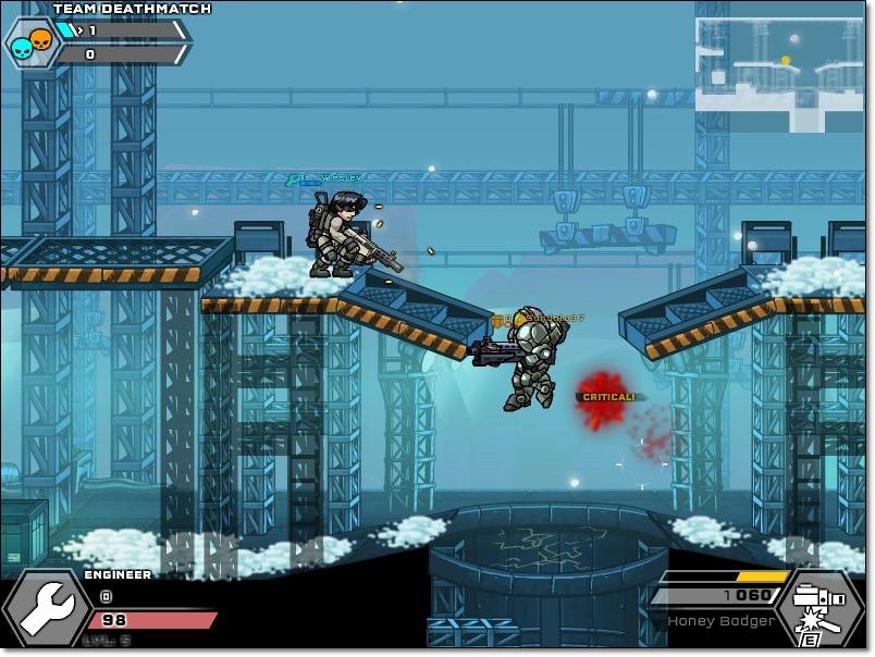 Strike Force Heroes 3 - Imagem 2 do software