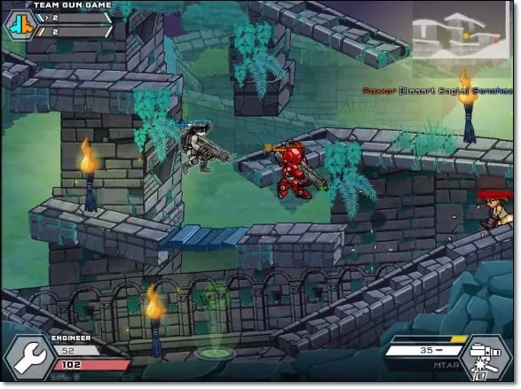 Strike Force Heroes 3 - Imagem 1 do software