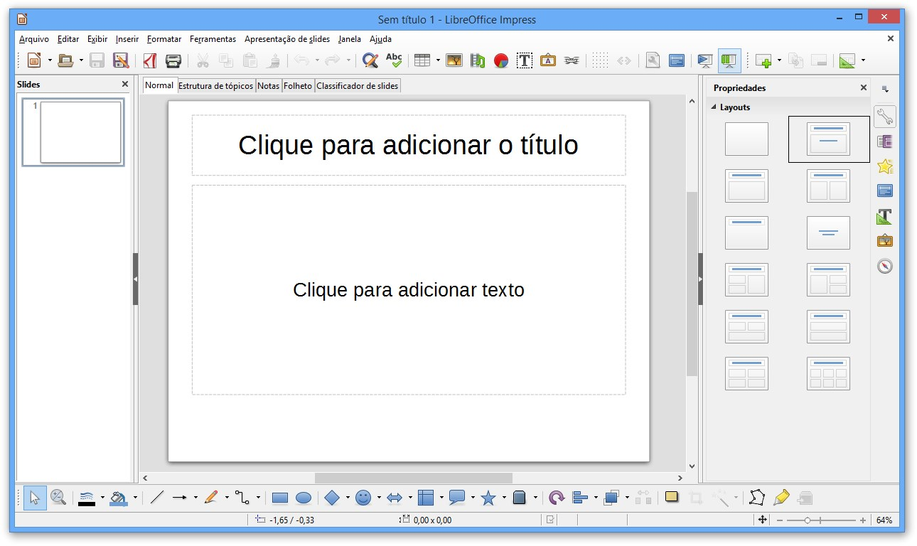libreoffice 5.1.5