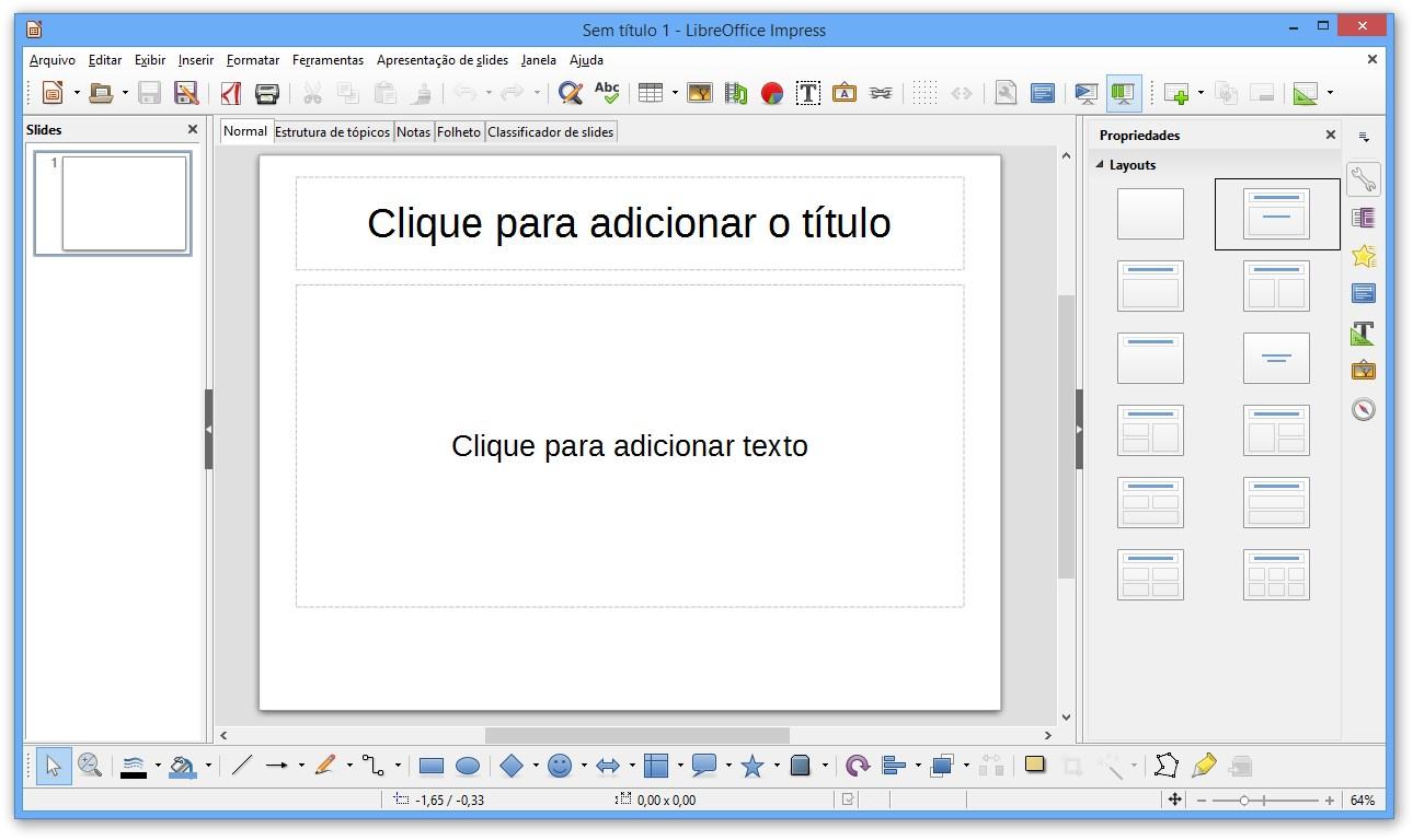 libreoffice 5.1.5