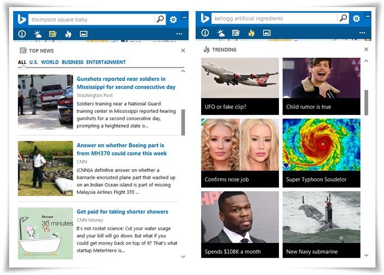 Bing Desktop - Imagem 1 do software
