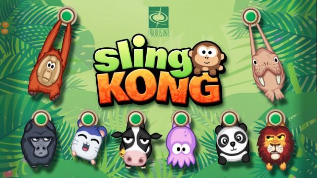 Sling Kong - Imagem 1 do software