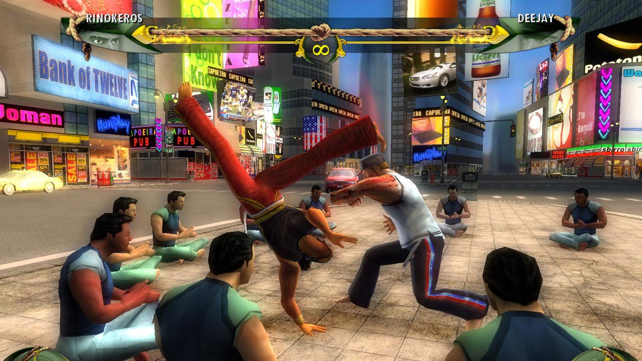 capoeira fighter 3 baixaki