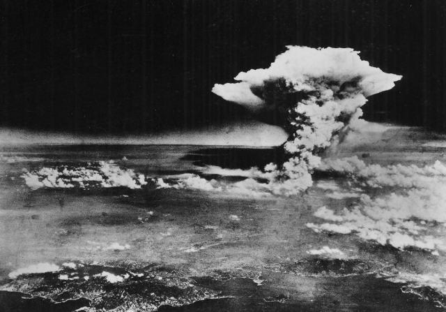 e5e4c91d889 Bomba atômica lançada sobre Hiroshima causou mais de 60 mil mortes  instantâneas