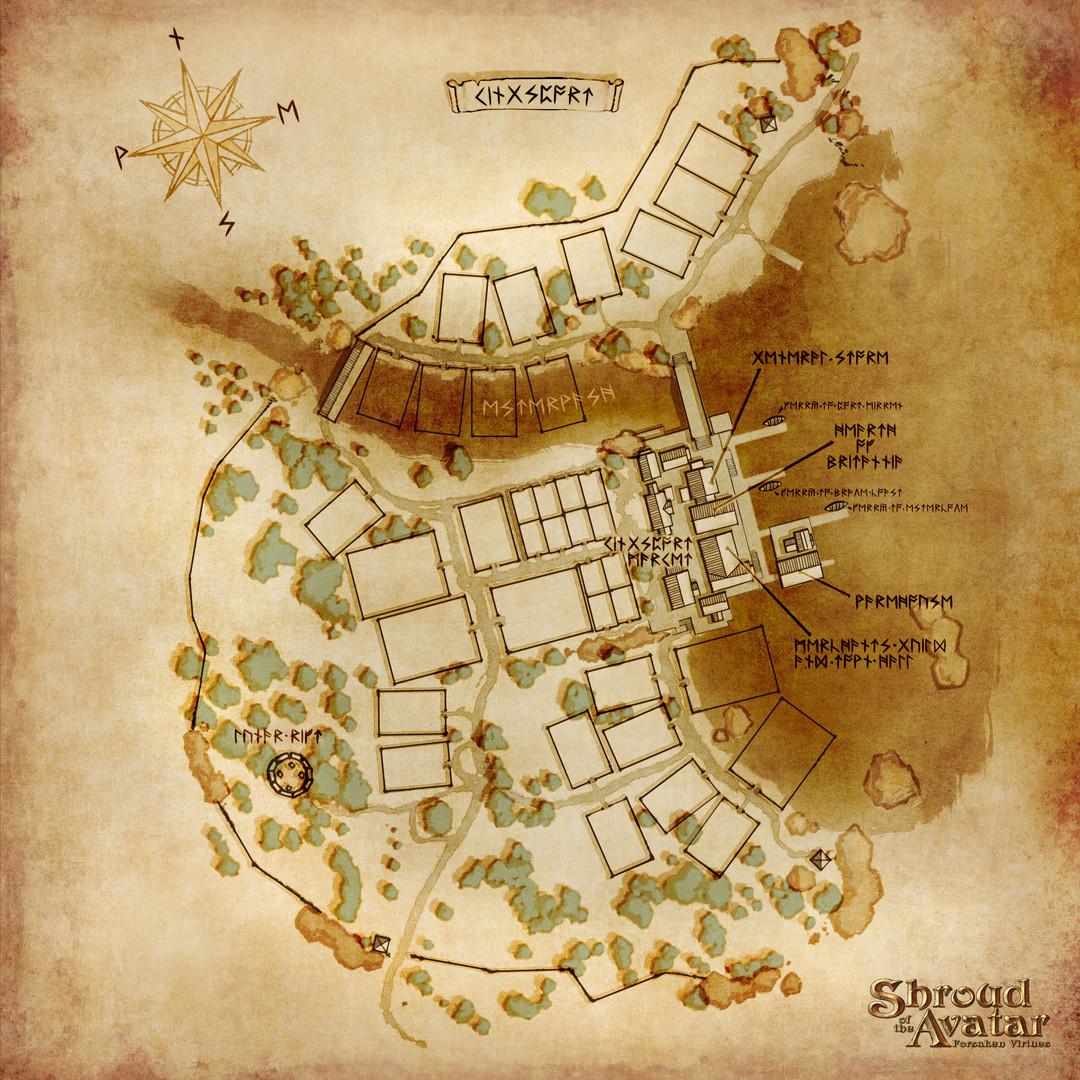 Shroud Of The Avatar World Map.Shroud Of The Avatar Forsaken Virtues Steam Download