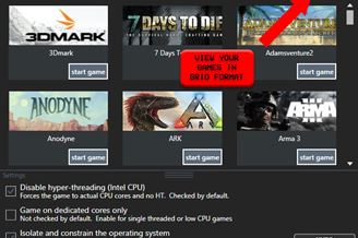 CPUCores :: Maximize Your FPS - Steam Download to Web