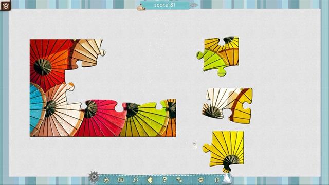 Jigsaw Puzzle: Beach Season - Imagem 1 do software