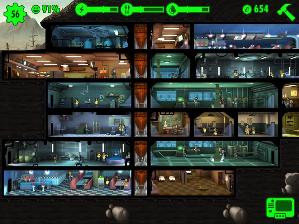 Fallout Shelter - Imagem 1 do software