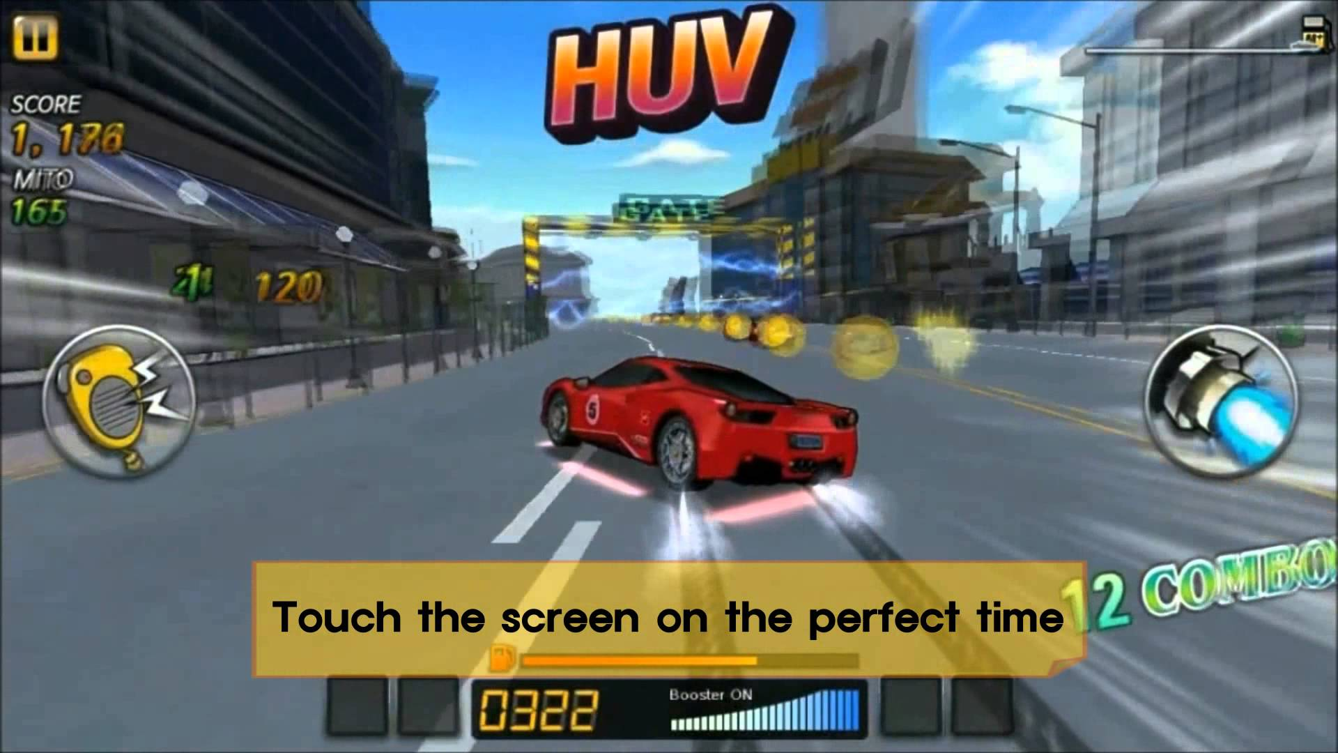 Drift City Mobile - Imagem 1 do software
