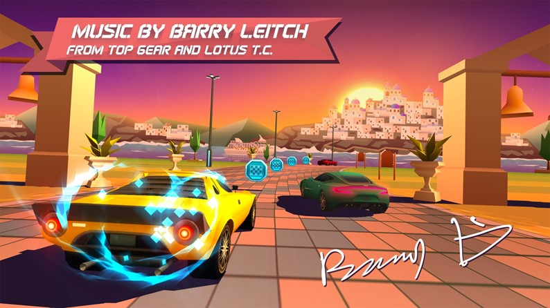 Aquiris Game Studio traz Horizon Chase para o iOS [vídeo]