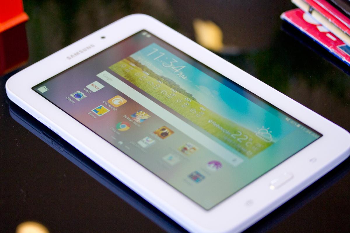 Review: tablet Samsung Galaxy Tab E - TecMundo