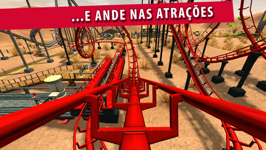 RollerCoaster Tycoon® 3 - Imagem 2 do software