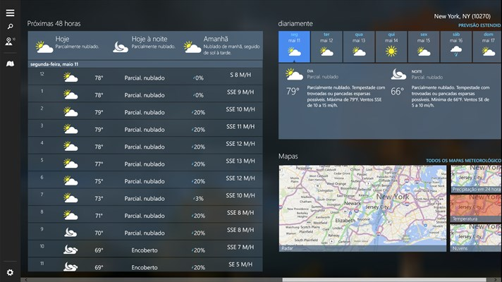 The Weather Channel - Imagem 2 do software