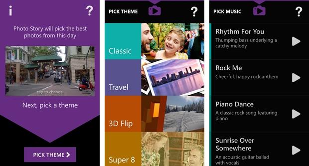 Photo Story - Imagem 1 do software