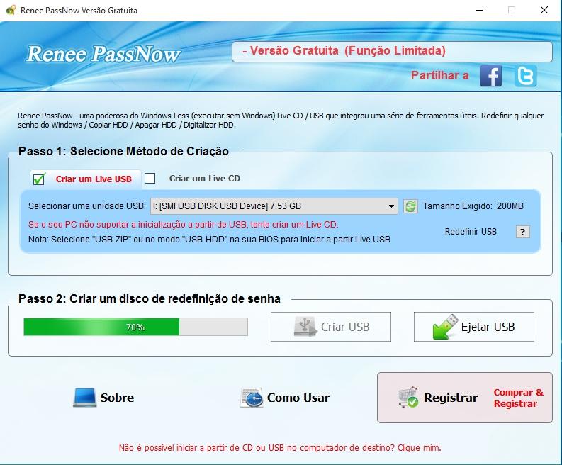 Renee PassNow - Imagem 2 do software