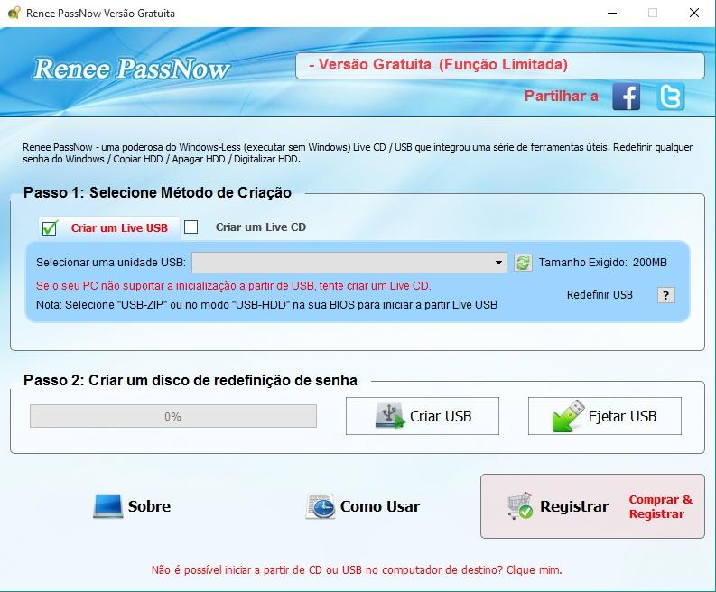 Renee PassNow - Imagem 1 do software