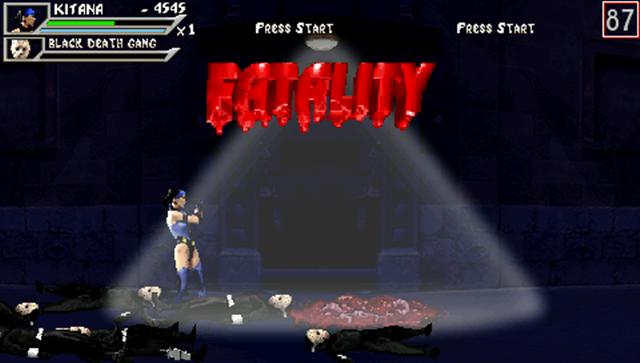 Mortal Kombat: The Chosen One - Imagem 1 do software