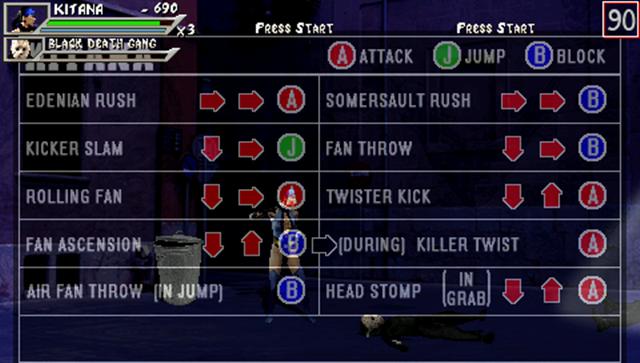 Mortal Kombat: The Chosen One - Imagem 2 do software