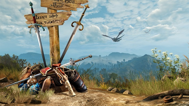 The Witcher 3: Wild Hunt - NEW GAME + - Imagem 1 do software