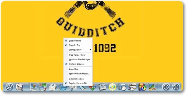 SSuite Mac Dock - Imagem 1 do software