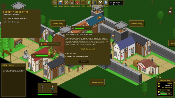 RPG Tycoon - Imagem 1 do software