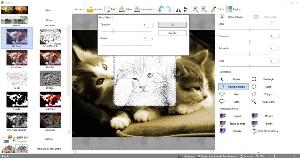 Picosmos Tools - Imagem 3 do software