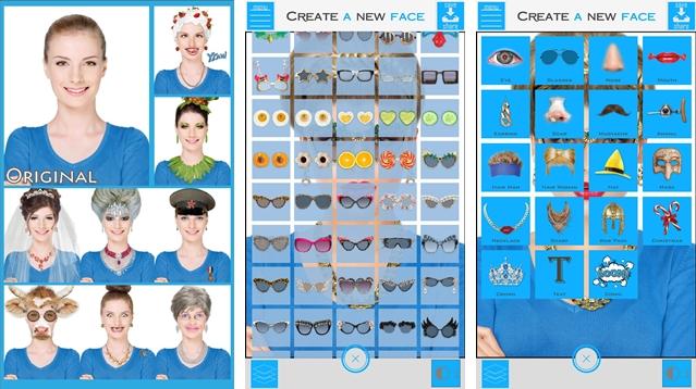 Create a New Face - Imagem 1 do software