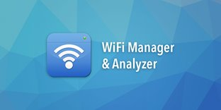 WiFi Manager & Analyzer