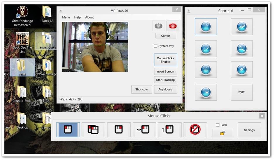 Animouse - Imagem 1 do software