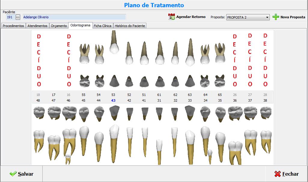 Jarvis Odonto - Imagem 1 do software