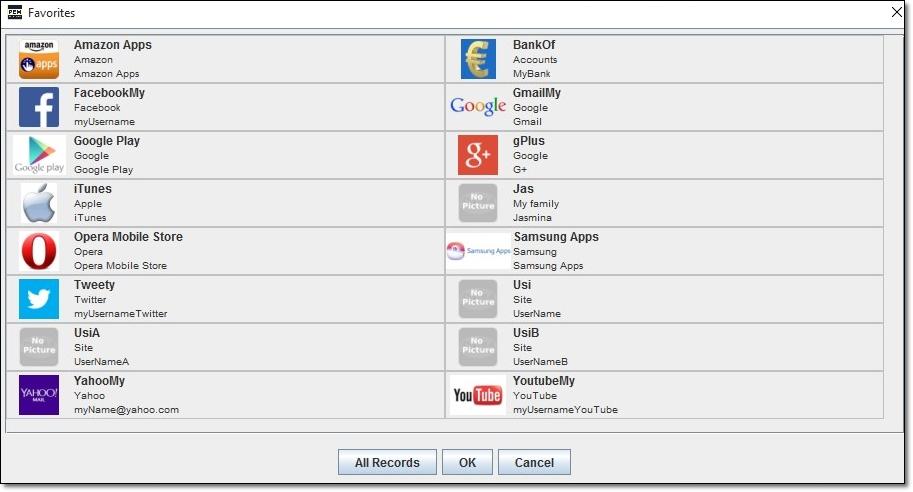 PEM Companion - Imagem 2 do software