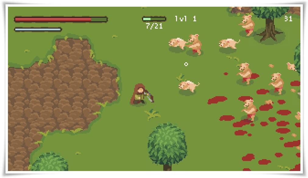 Bacon Rebellion - Imagem 1 do software