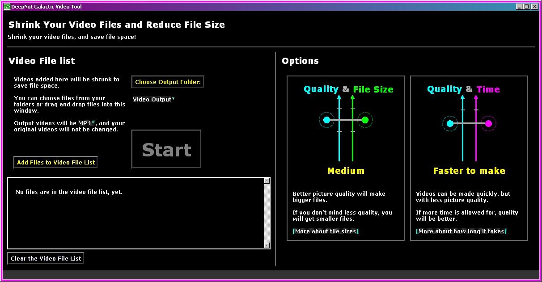 Deepnut - Imagem 1 do software